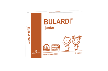 Bulardi Junior - 10 kapsula