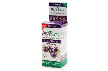 Acai Extra Strength 1200mg; 60 kapsula