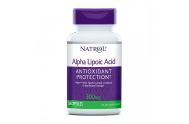 Alpha Lipoic Acid 300 mg ; 50 kapsula