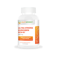 Sangreen Ultra Strong Kurkumin BCM-95 500mg, 60 kapsula