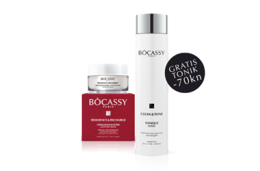 Bocassy RESILIENCE & RECHARGE lagana dnevna krema - Anti-ox Light Day Cream